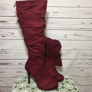 NEW Thalia Over the Knee Wide Width/Calf Boots